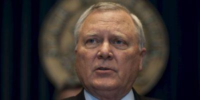 """Nathan Deal, gobernador de Georgia vetó la ley de """"libertad religiosa"""". Foto:AFP"""