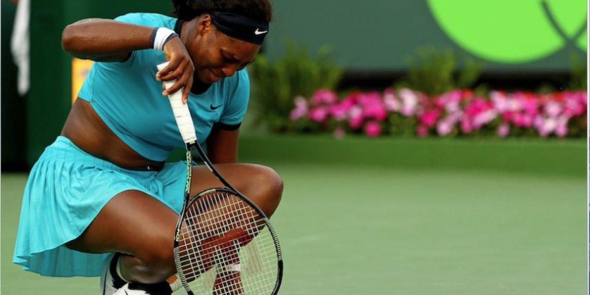 Resultado del partido entre Serena Williams y Svetlana Kuznetsova por el torneo de Miami
