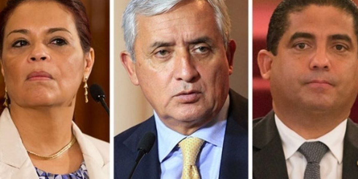 Pérez, Baldetti, Monzón y 27 acusados más conocerán si van a juicio