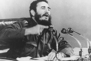 """""""Condenadme, no importa, la Historia me absolverá"""", dijo en su defensa en el juicio por el asalto al Cuartel Moncada Foto:Getty Images"""