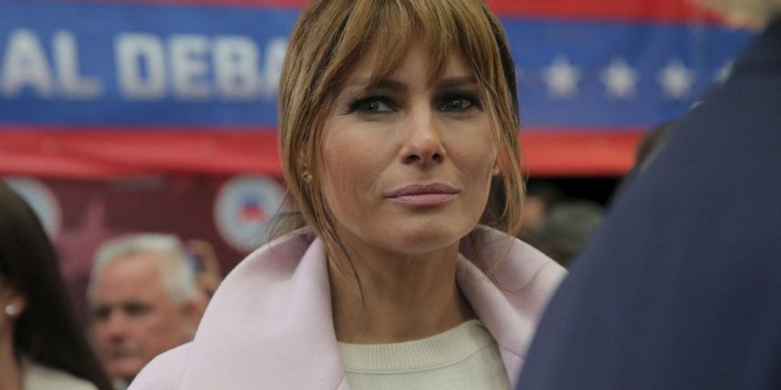 Melania Knauss-Trump nació el 26 de abril de 1970 Foto:Getty Images