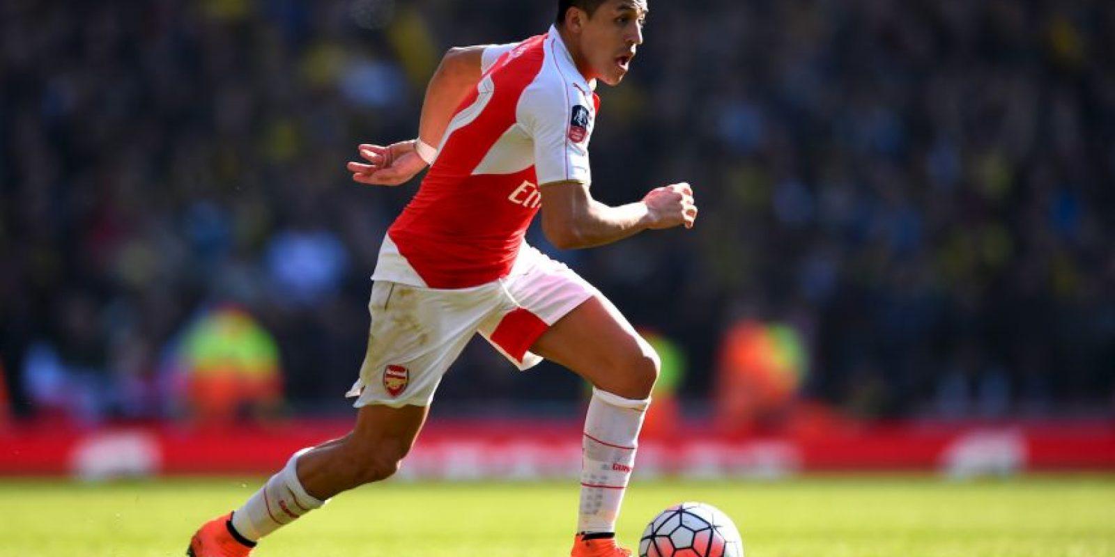 Arsenal de Inglaterra Foto:Getty Images