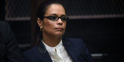 ¿Qué pasa si Roxana Baldetti no se presenta a audiencia por Caso La Línea?