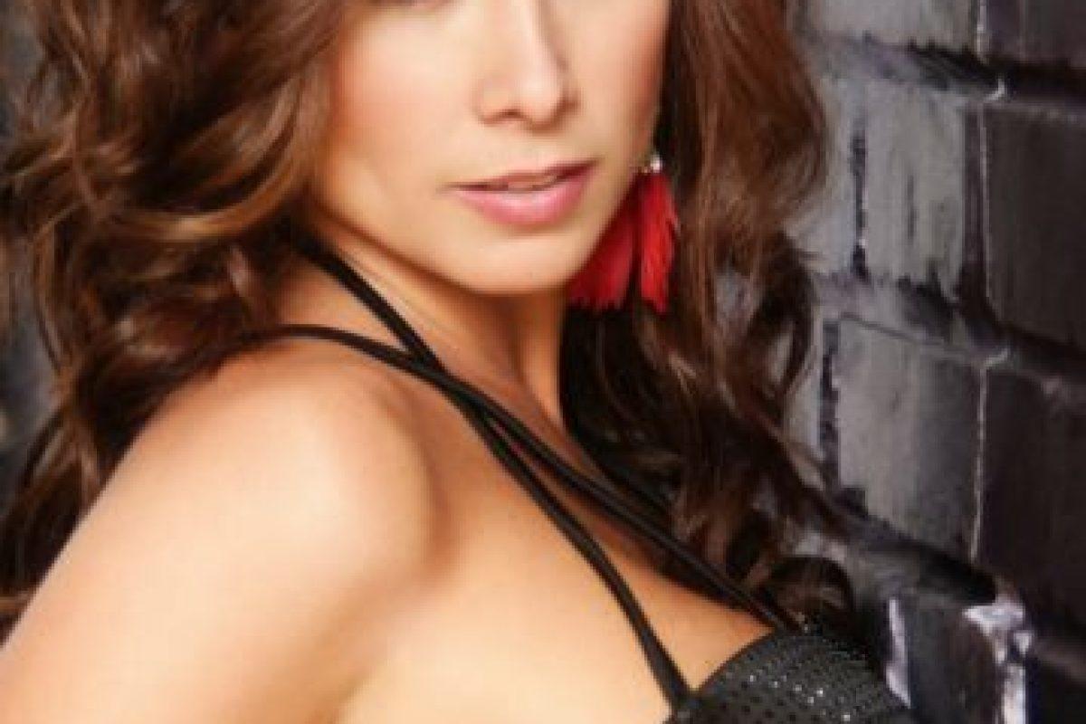 """Julia Reyes"" Foto:Telemundo"