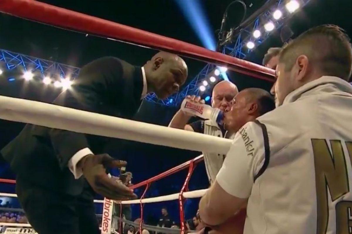 Chirs Eubank es el nuevo Campeón Británico de Peso Medio Foto:AP