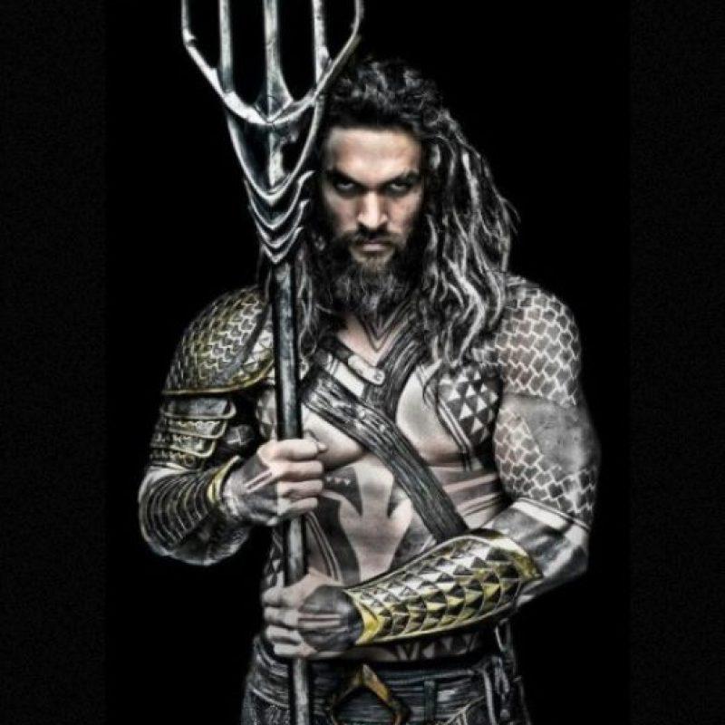 """Aquaman"". Posible fecha de estreno: 27 de julio de 2018. Foto:DC Entertainment"