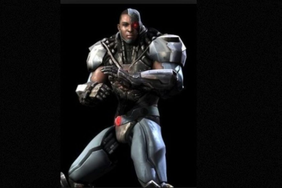"""Cyborg"". Posible fecha de estreno: 3 de abril de 2020. Foto: DC Entertainment"