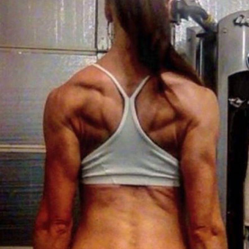 Como toda mujer que toma en serio esta disciplina… Foto:vía Instagram/@minscakes