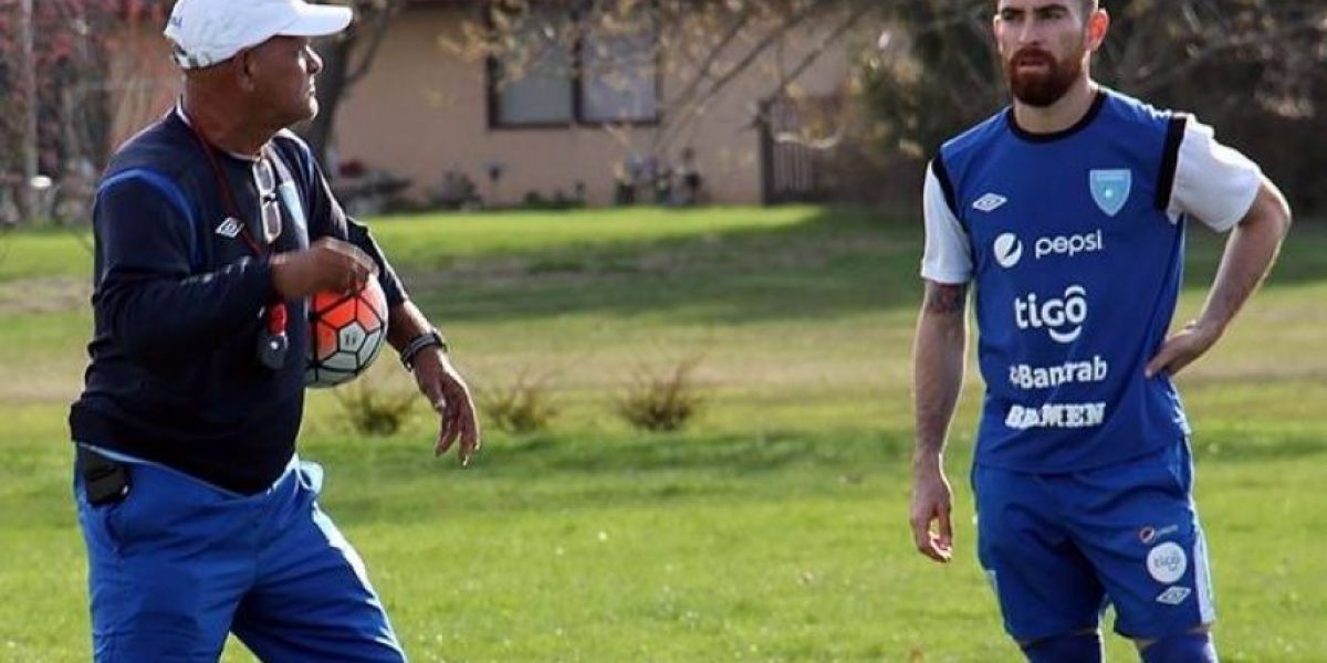 Selección Nacional se prepara en Columbus para enfrentar a Estados Unidos en el juego de vuelta