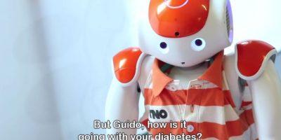 Este robot fue presentado recientemente y se espera que ayude a miles de niños. Foto:Plymouth University