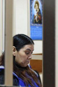 Al ser cuestionada, dijo que no se arrepentía de lo sucedido Foto:AFP