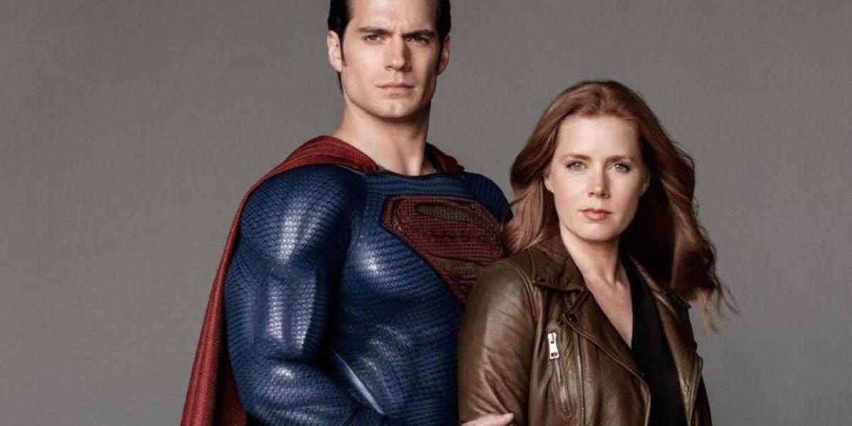 Amy Adams ya sabe dónde quedan Metropolis y Gotham