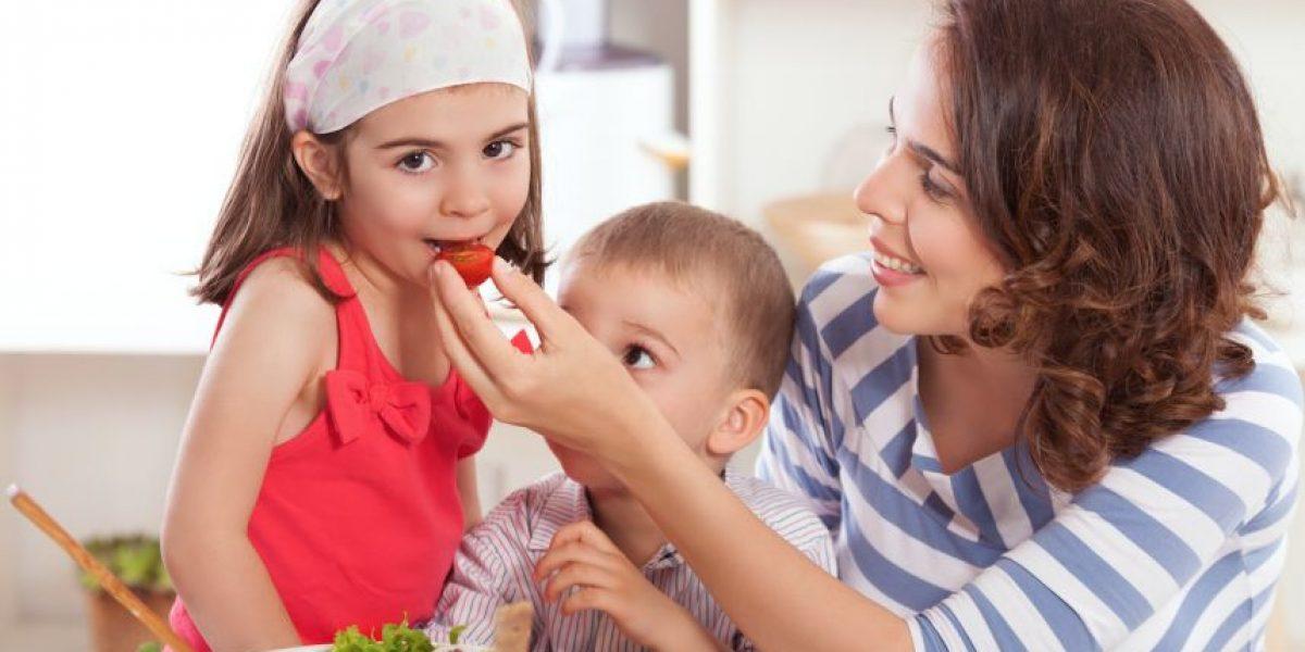 Mantén vitaminado a tu hijo con estos alimentos
