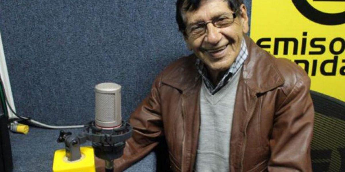 """Gracias """"don Ponchito"""", hasta siempre maestro"""