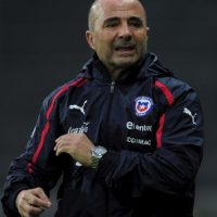 1. Jorge Sampaoli Foto: Getty Images
