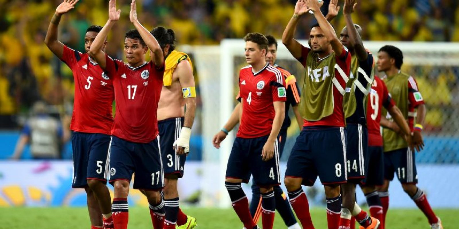 Colombia vs. Ecuador Foto: Getty Images