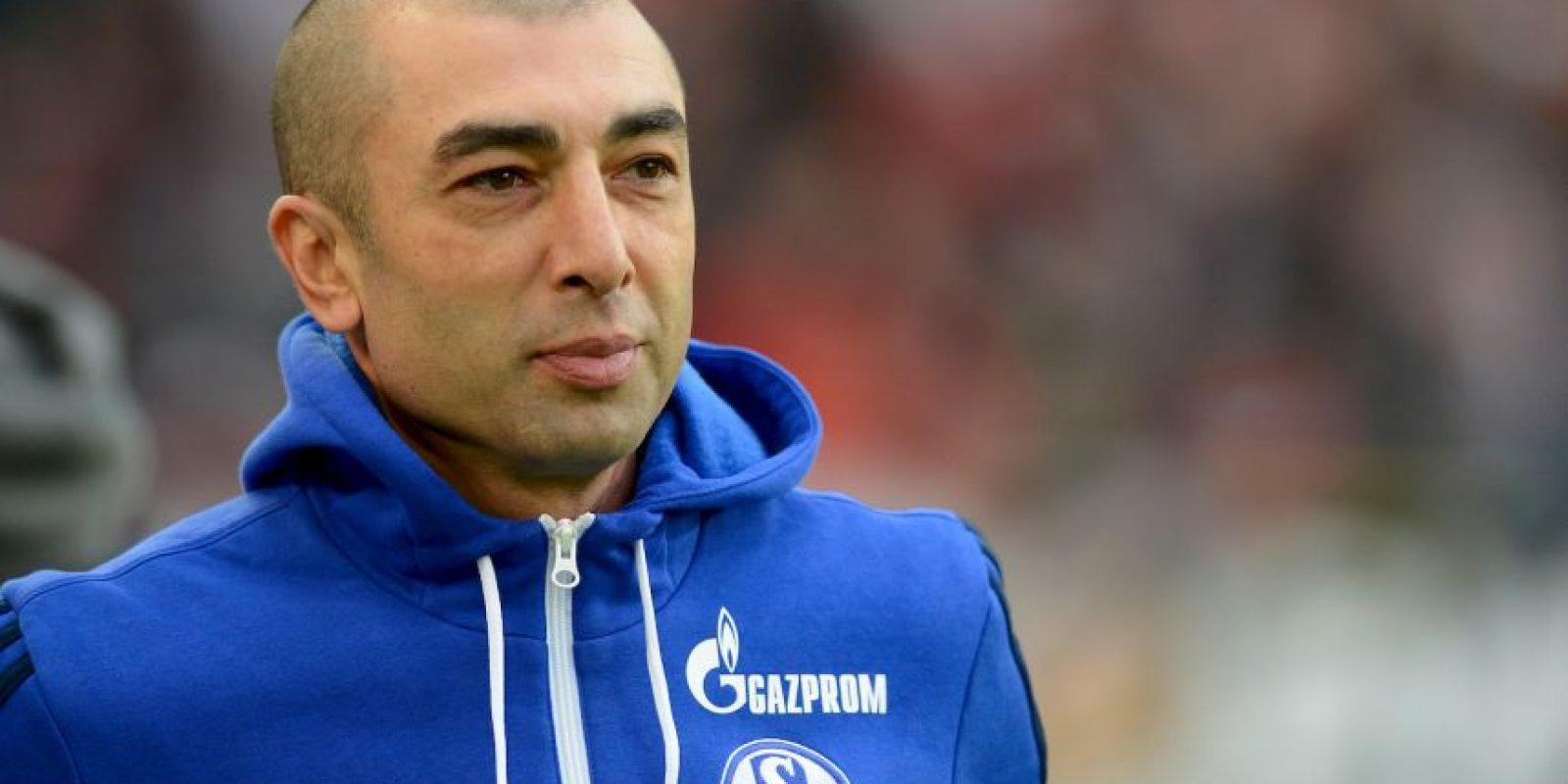 Su último equipo fue el Schalke 04, el cual dejó en 2015. Foto:Getty Images