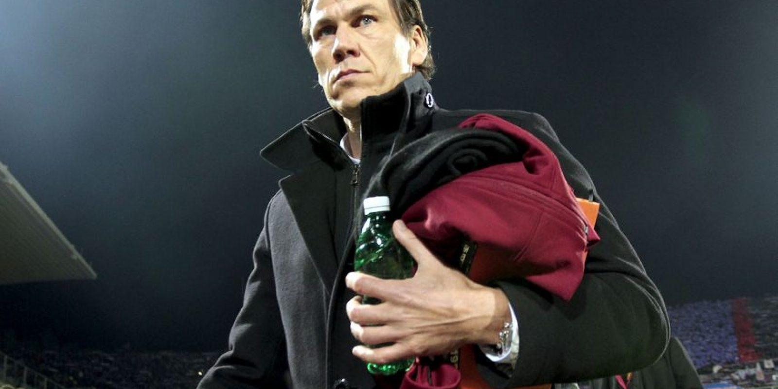 10. Rudi García Foto:Getty Images