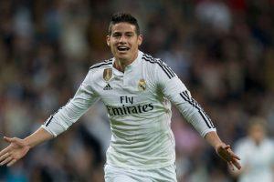 """Según el """"Tino"""", Benítez es el principal causante del bajo rendimiento de James en el Real Madrid. Foto:Getty Images"""