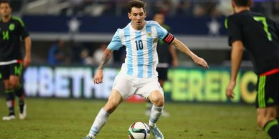 El líder Lionel Messi estará presente en el duelo Foto:Getty Images