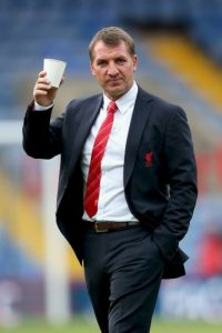 8. Brendan Rodgers Foto: Getty Images