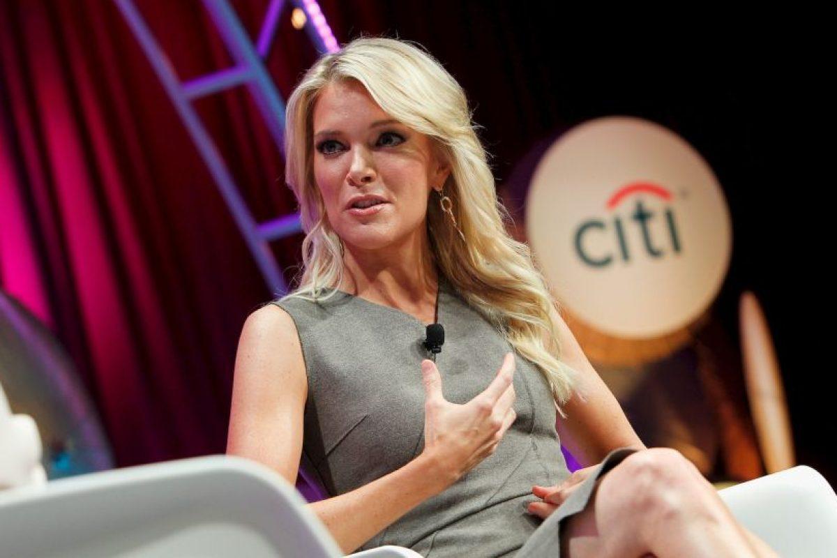 Megyn Kelly, periodista y presentadora de la Cadena Fox News. Foto:Getty Images