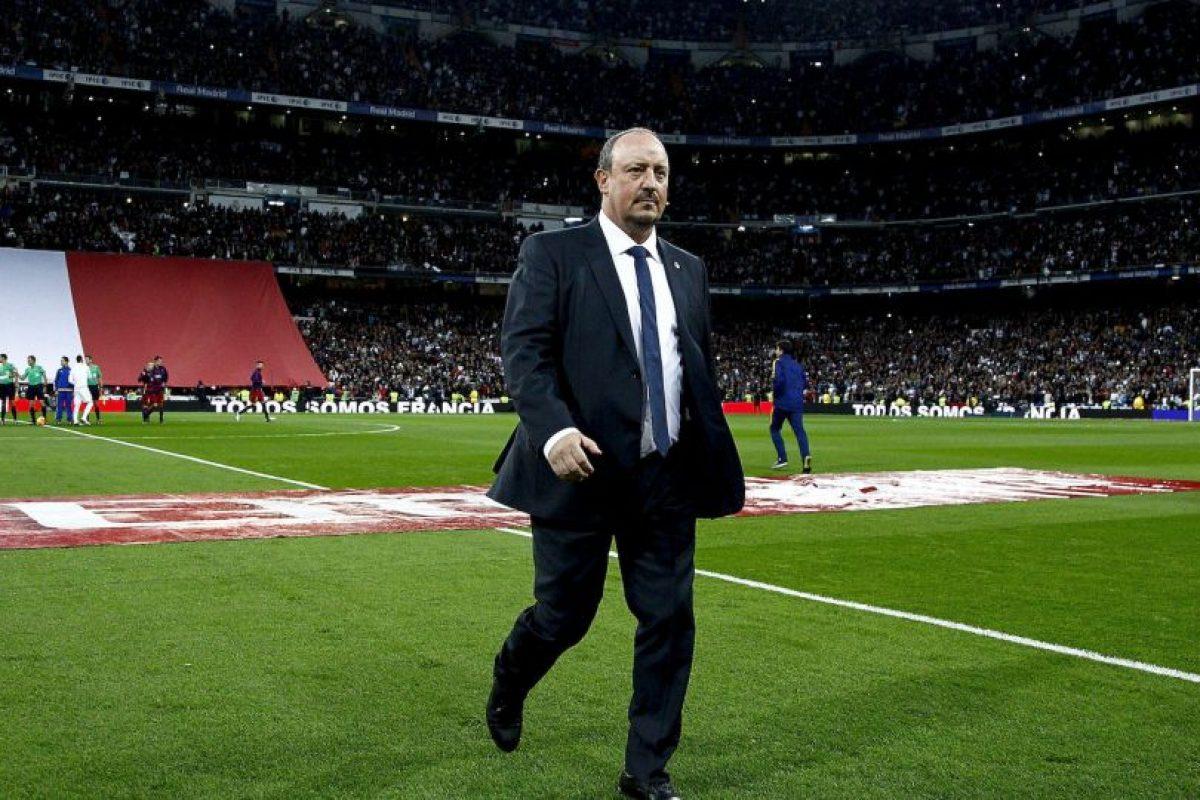 Según el exfutbolista colombiano Faustino Asprilla, sí. Foto:Getty Images