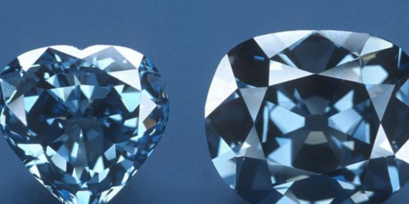 1. Diamante Hope: ha causado desgracias a cada uno de sus portadores, como la reina María Antonieta. Foto:vía Wikipedia