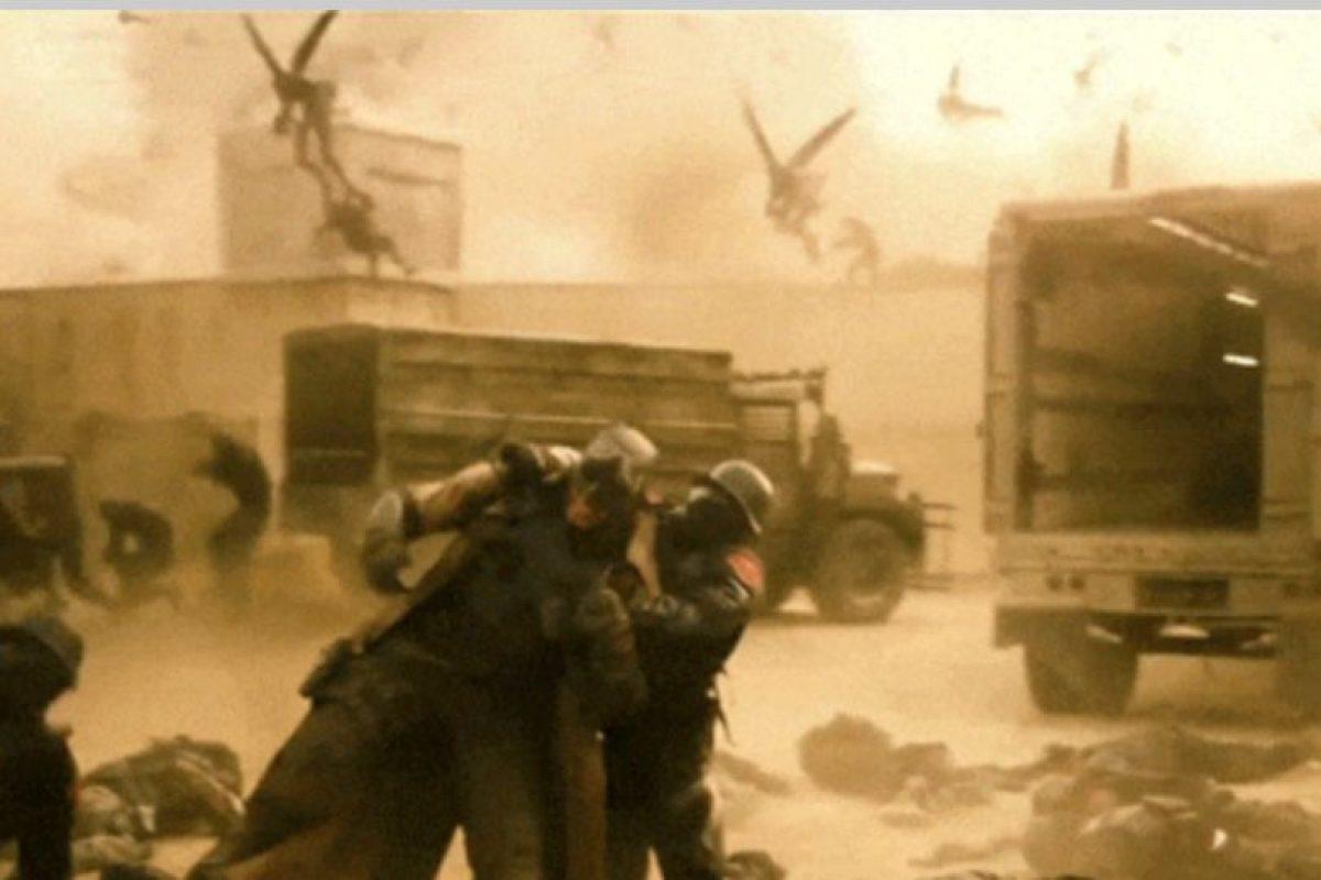 """6.Estos """"parademonios"""" voladores también son sirvientes de Darkseid y aparecen en New Justice League 52. Foto:vía DC Cómics/Warner Bros"""