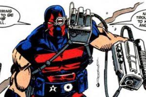 """7. """"KG Beast"""" es el alias del villano conocido como Anatoli Knyazev, que aparece como secuaz de Lex Luthor en la película. Foto:vía DC Cómics"""