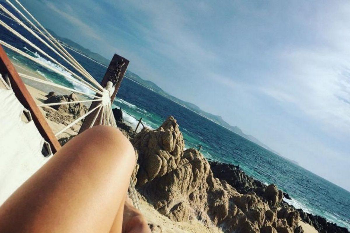 La tenista rusa se encuentra en las playas de Los Cabos. Foto:Vía instagram.com/mariasharapova