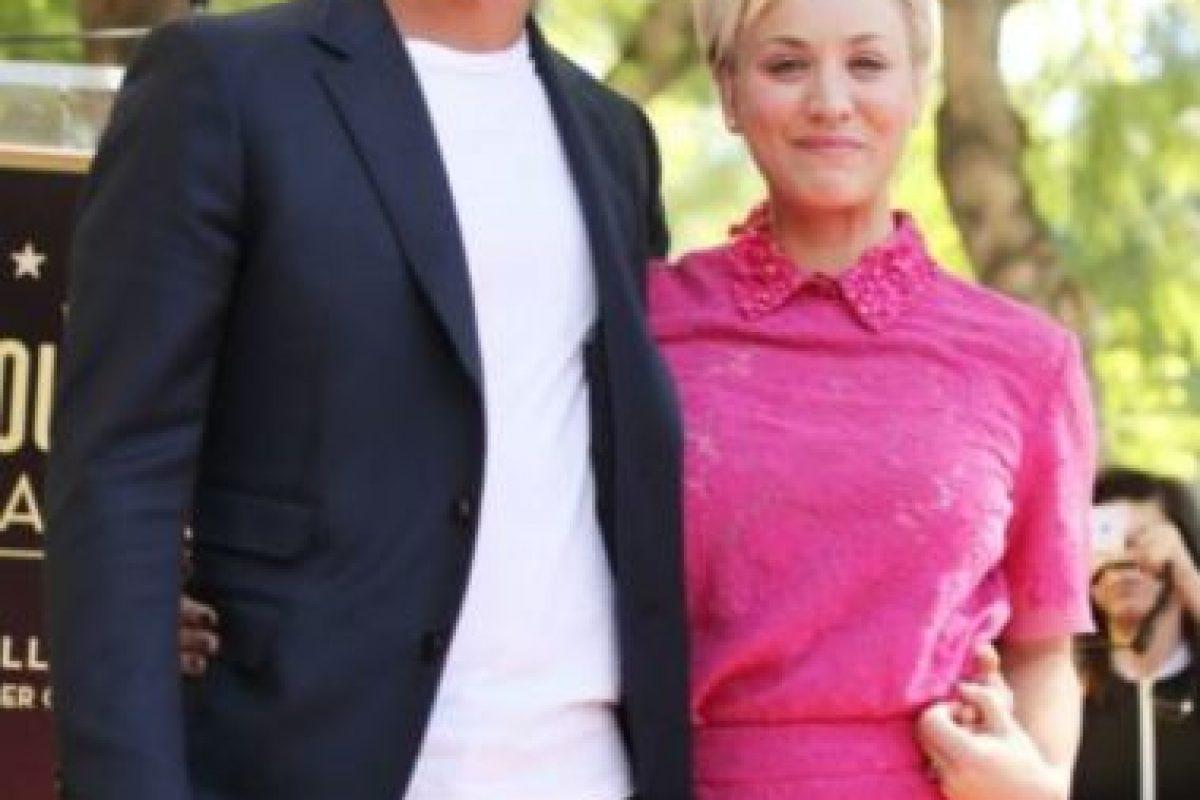 En septiembre del año pasado, Kaley Cuoco anunció su separación del tenista Ryan Sweeting Foto:Getty Images