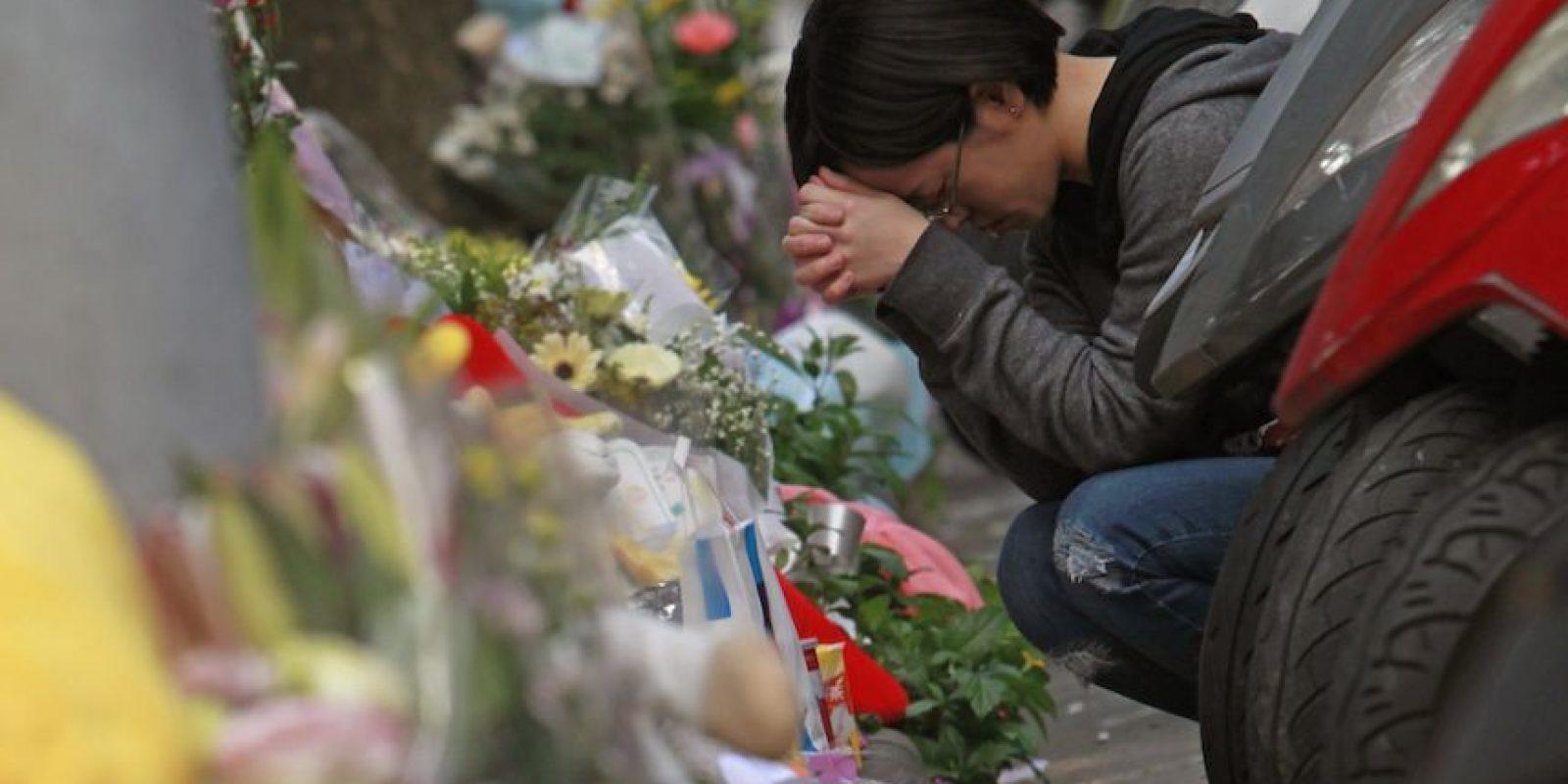Aún no se saben los motivos de su asesinato Foto:AP