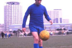 Paco Gento, que militó en el Real Madrid entre 1953 y 1970 tiene varios récords que presumir. Foto:Getty Images