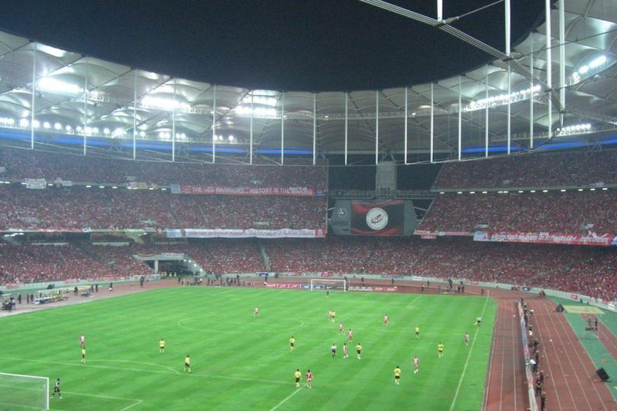 9. Bukit Jalil (Malasia) Foto:FIFA