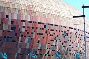6. Soccer City (Sudáfrica) Foto:FIFA