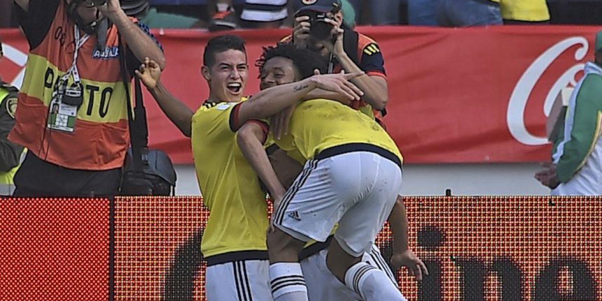 Resultado del partido Colombia vs. Ecuador por las eliminatorias sudamericanas