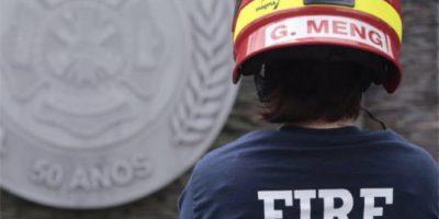 Una socorrista que se convirtió en la primera investigadora de incendios en Guatemala