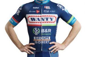 Este ciclista de 25 años falleció el 27 de marzo tras ser atropellado durante la carrera Gante-Wevelgem por una motocicleta que lo seguía y no logró esquivarlo. Foto:Vía twitter.com/DemoitieAntoine