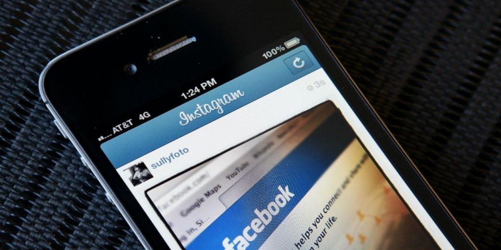 Transformen sus fotos con las decenas de filtros disponibles en la aplicación. Foto:Getty Images