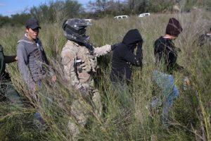 Consideran a Trump como una persona que realmente expuso la problemática en la frontera Foto:Getty Images