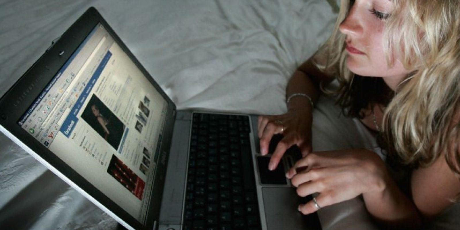 Jenna Moreton fue víctima del robo de identidad y tardó 4 años en darse cuenta. Foto:Getty Images