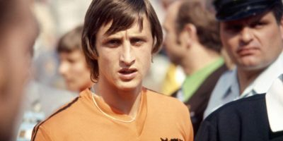 3. Johan Cruyff Foto: Getty Images