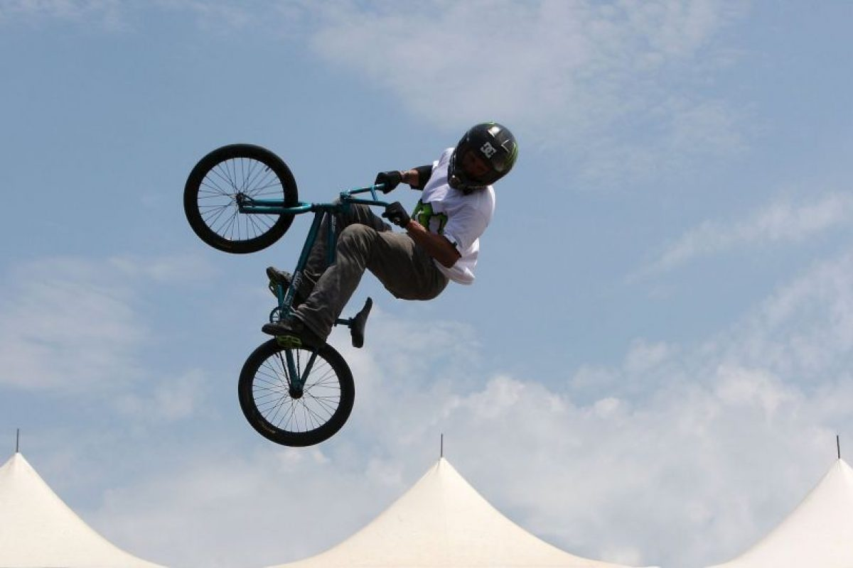 6. Dave Mirra Foto:Getty Images