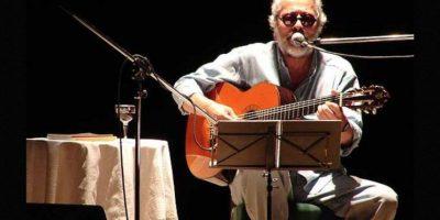 Cabral en el concierto en Guatemala. Foto:Kenneth Monzón