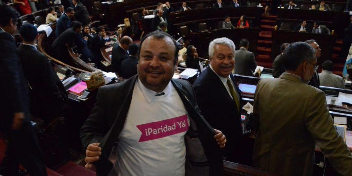 Diputados rechazan cuota de paridad y fijan tope de curules
