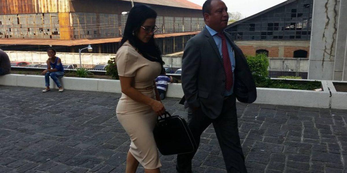 MP pide que exdiputada Julia Maldonado sea condenada a 10 años de cárcel