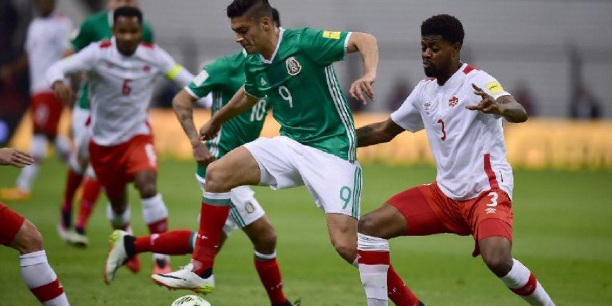 Resultado del partido México vs Canadá, eliminatorias Concacaf 2016