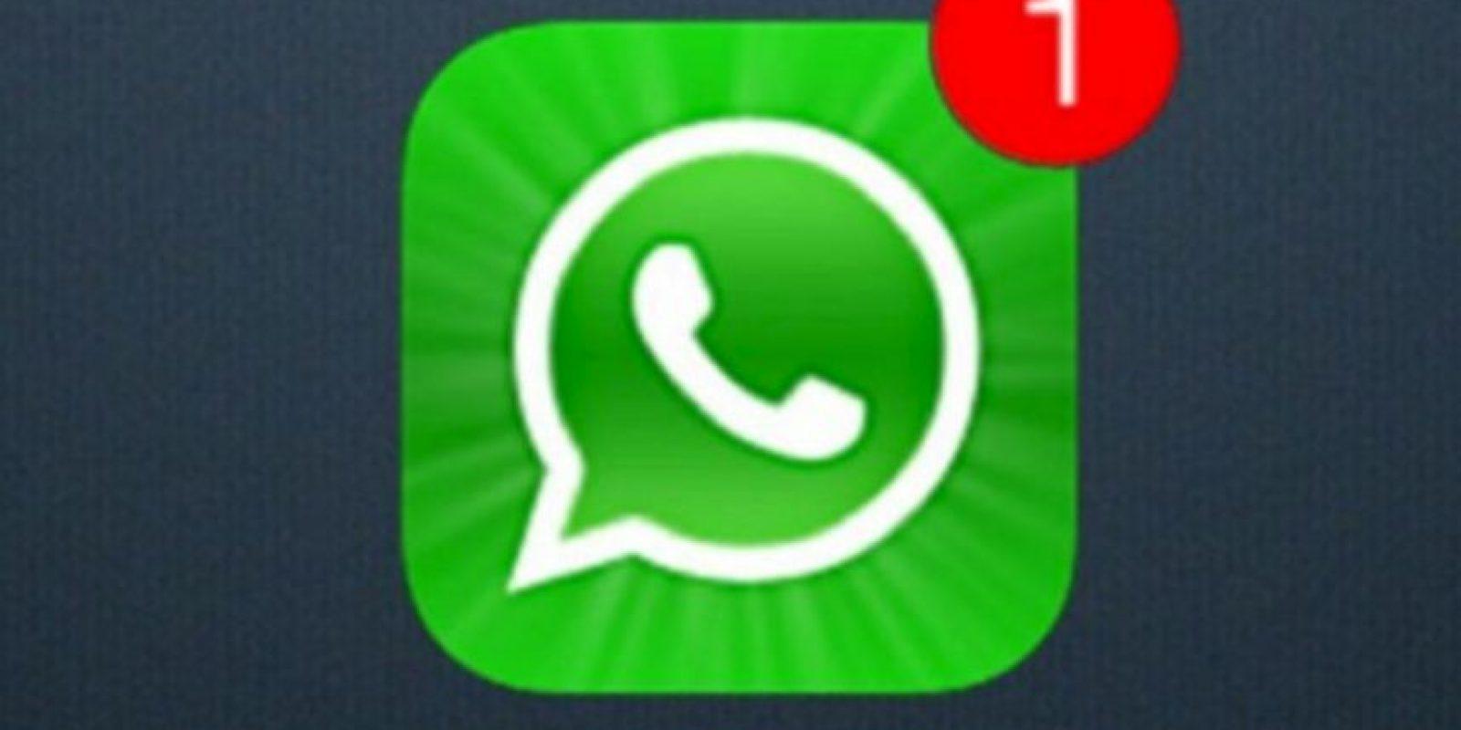 Las molestas cadenas en WhatsApp. Foto:Tumblr