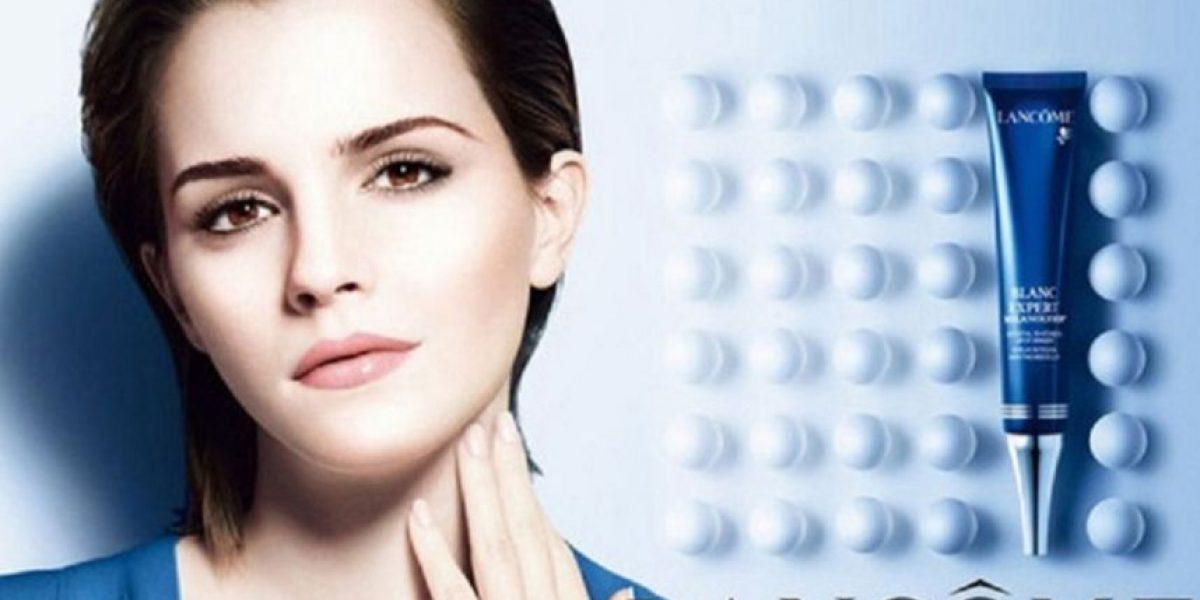 Esta campaña publicitaria tiene en medio de la polémica a Emma Watson